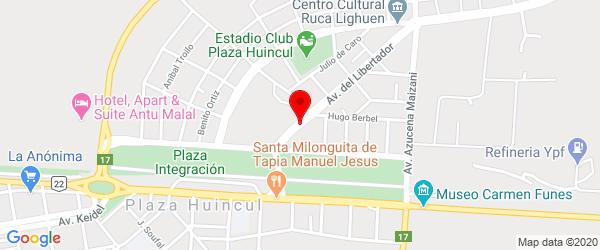 Av. del Libertador 517, Plaza Huincul, Neuquén