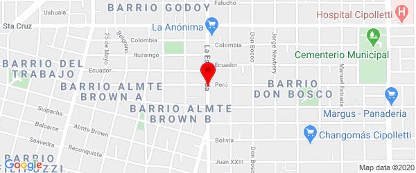 La Esmeralda 1095, Cipolletti, Río Negro