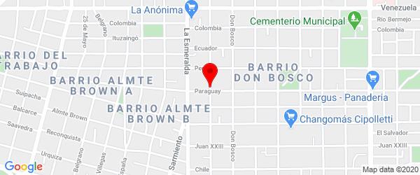 Dante Alighieri 1059, Cipolletti, Río Negro