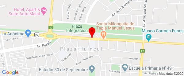 Av. San Martín 729, Plaza Huincul, Neuquén