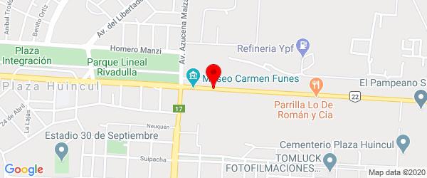 Av. Córdoba 223, Plaza Huincul, Neuquén