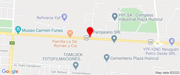 Av. Córdoba 1194, Plaza Huincul, Neuquén
