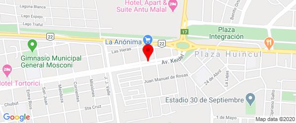 Av. Keidel 1248, Plaza Huincul, Neuquén