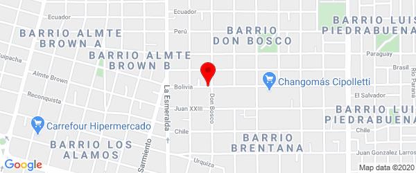 Bolivia 885, Cipolletti, Río Negro