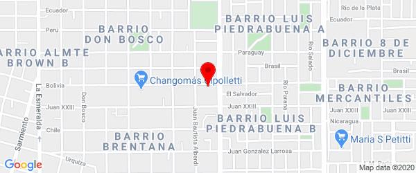Bolivia 1465, Cipolletti, Río Negro