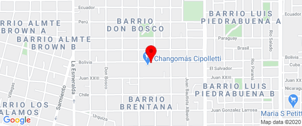 Bolivia 1175, Cipolletti, Río Negro