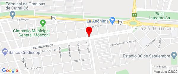 Av. Keidel, Plaza Huincul, Neuquén