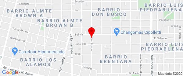 Don Bosco 962, Cipolletti, Río Negro