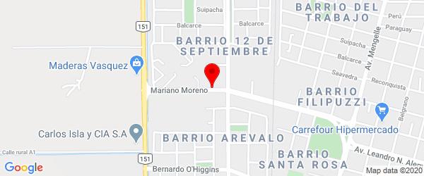 Mariano Moreno 504, Cipolletti, Río Negro