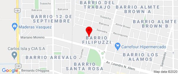 Primera Junta 197, Cipolletti, Río Negro