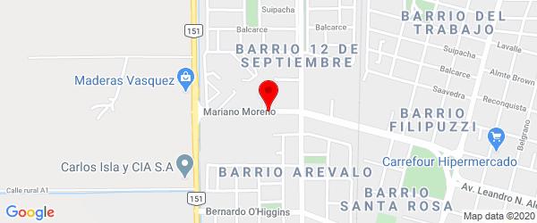 Mariano Moreno 574, Cipolletti, Río Negro