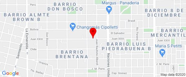 Juan XXIII 1364, Cipolletti, Río Negro