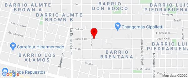 Juan XXIII 925, Cipolletti, Río Negro