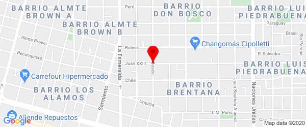 Juan XXIII 900, Cipolletti, Río Negro