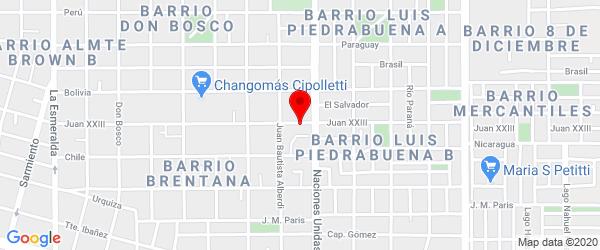 Juan XXIII 1485, Cipolletti, Río Negro