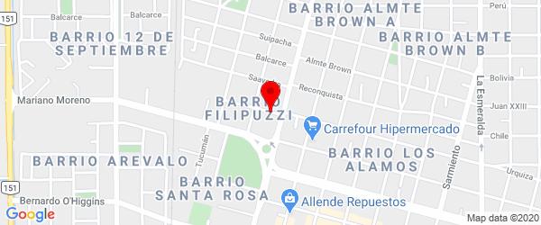 Primera Junta 43, Cipolletti, Río Negro