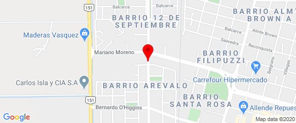 Bernardino Rivadavia 525, Cipolletti, Río Negro