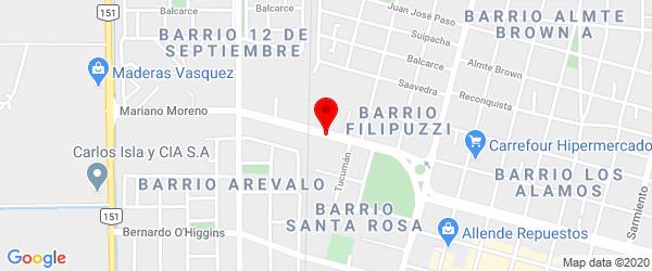 Mariano Moreno 221, Cipolletti, Río Negro