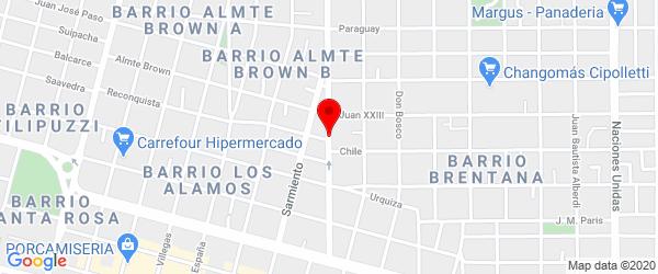 La Esmeralda 819, Cipolletti, Río Negro