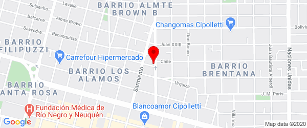 La Esmeralda 762, Cipolletti, Río Negro