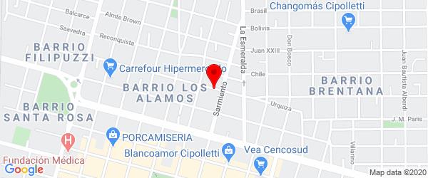 Urquiza 567, Cipolletti, Río Negro