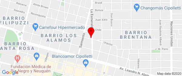 Urquiza 680, Cipolletti, Río Negro