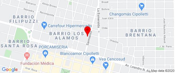Sarmiento 692, Cipolletti, Río Negro