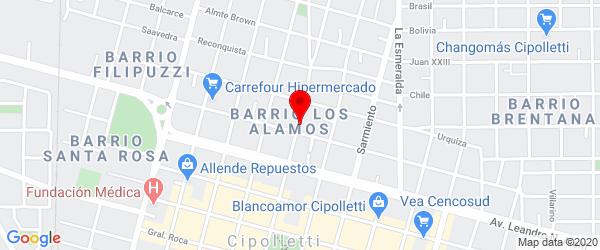 España 623, Cipolletti, Río Negro