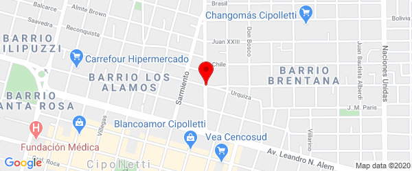 Urquiza 725, Cipolletti, Río Negro