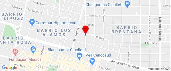 La Esmeralda 683, Cipolletti, Río Negro