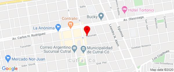 Tucumán 70, Cutral Co, Neuquén