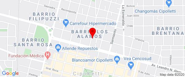 Tte. Ibáñez 403, Cipolletti, Río Negro