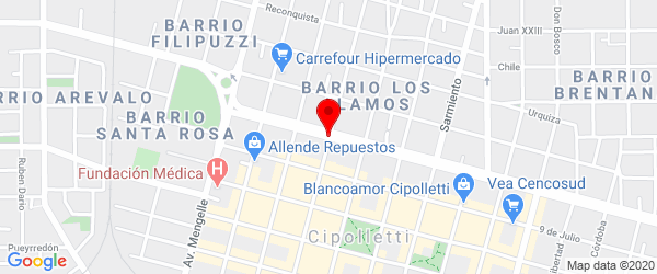 Villegas 499, Cipolletti, Río Negro
