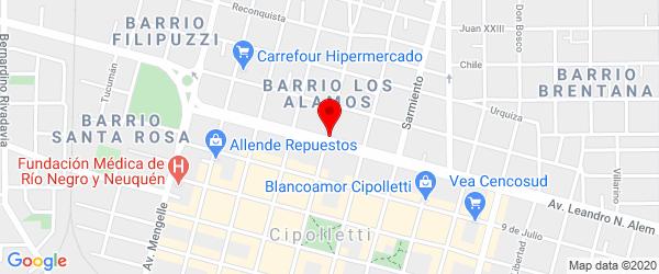 Av Leandro N. Alem 410, Cipolletti, Río Negro