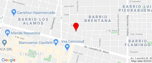 Brentana 685, Cipolletti, Río Negro