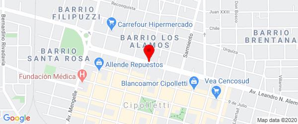 España 495, Cipolletti, Río Negro