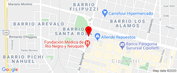Mengelle 415, Cipolletti, Río Negro