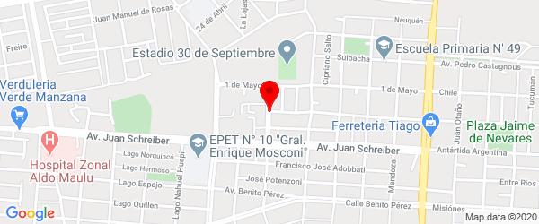 Corrientes, Plaza Huincul, Neuquén