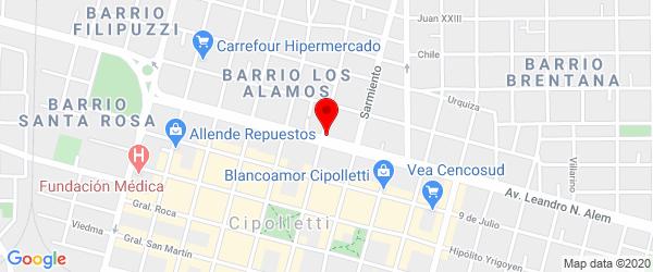 Av Leandro N. Alem 510, Cipolletti, Río Negro