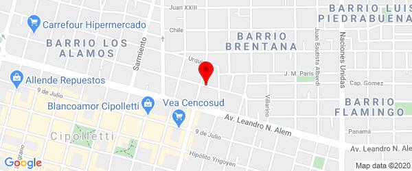 Tte. Ibáñez 923, Cipolletti, Río Negro