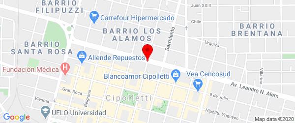 M. Muñoz 498, Cipolletti, Río Negro