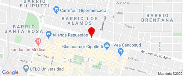 Av Leandro N. Alem 525, Cipolletti, Río Negro