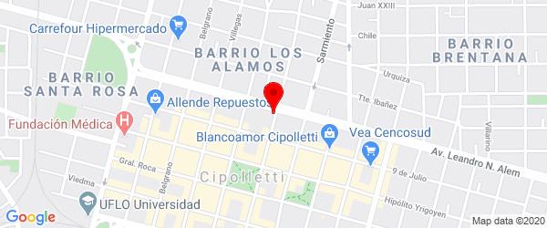 M. Muñoz 490, Cipolletti, Río Negro