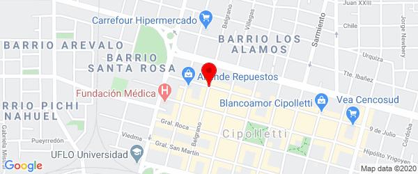 Gral. Manuel Belgrano 398, Neuquén, Neuquén
