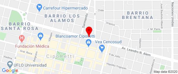 Av Leandro N. Alem 690, Cipolletti, Río Negro