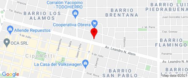 Brentana 531, Cipolletti, Río Negro