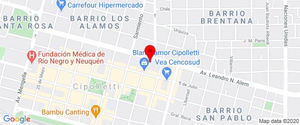 Av Leandro N. Alem 727, Cipolletti, Río Negro