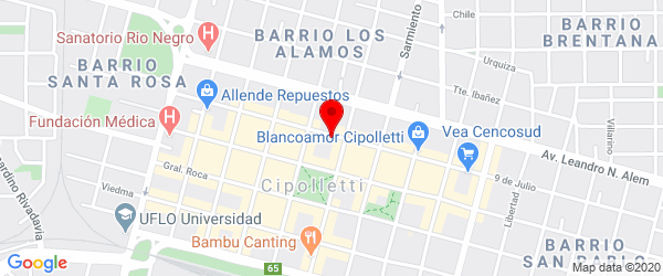 9 de Julio 467, Cipolletti, Río Negro