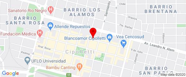 9 de Julio 536, Cipolletti, Río Negro