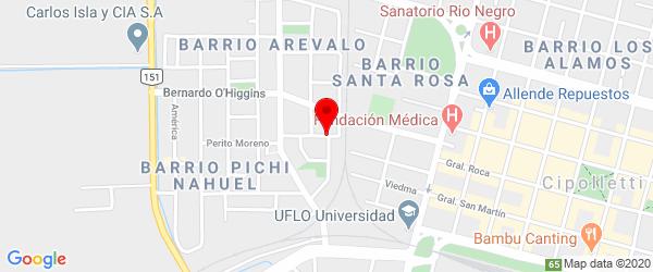 Perito Moreno 233, Cipolletti, Río Negro
